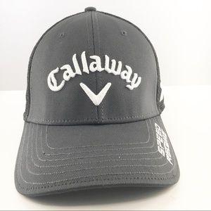 Men's Golf Hat Callaway Golf Grey S/M size
